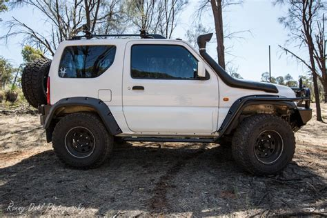 Modified Suzuki Jimny Suzuki 4x4 Jimny Modified