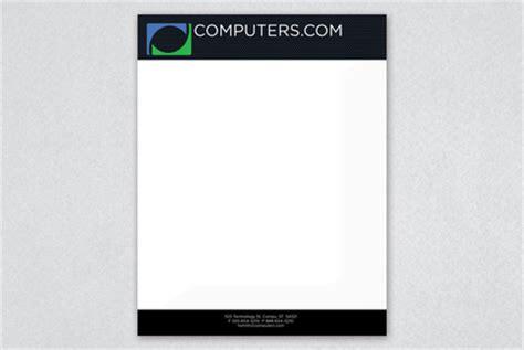 Technology Letterhead Templates
