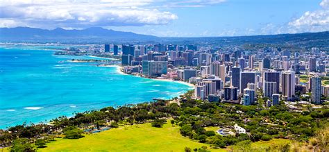 hawaiis chic capital city discover discount airfares  honolulu