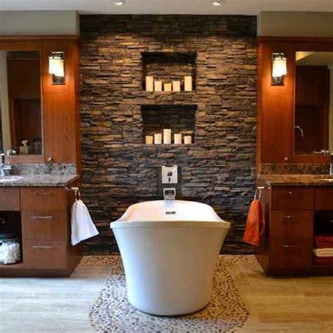 stone veneer bathroom 17 best images about stone veneer on pinterest
