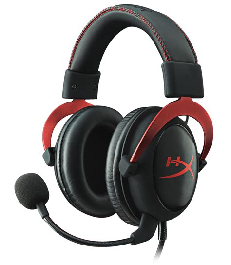 Headset Hyperx Hyperx Releases Enhanced Cloud Ii Gaming Headset New
