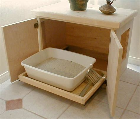 Cat Litter Box Furniture Diy by 25 Best Ideas About Litter Box On Cat Box