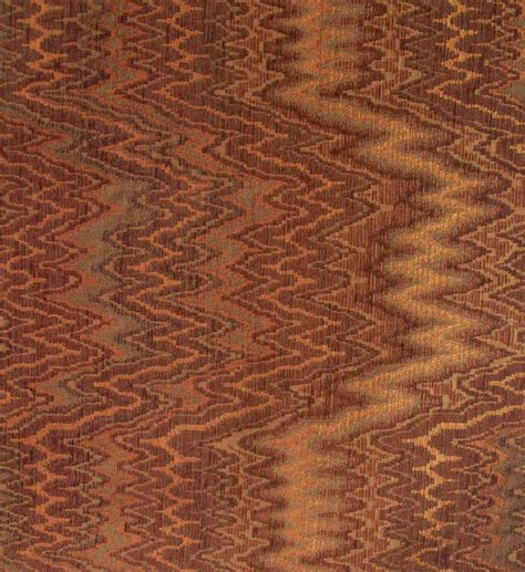 flame stitch upholstery fabric items similar to flame stitch fabric 15 quot x54 quot rust on etsy