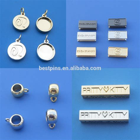 G Pendant 30000 Cpm Spesial Logo custom metal logo for jewelry