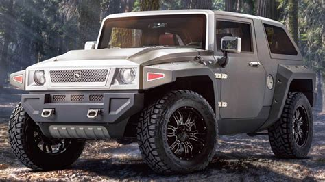 rhino jeep the hellcat rhino xt is a 707 hp wrangler on steroids