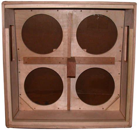 woodwork 4x12 speaker cabinet plans pdf plans