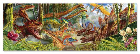 500 Jigsaw Puzzle Dinosaurs dinosaur world jigsaw puzzle puzzlewarehouse