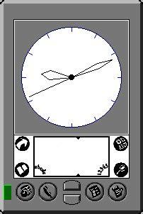 clock for palm os