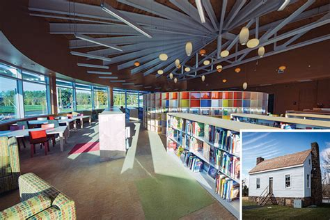 County House Plans 2016 library design showcase american libraries magazine