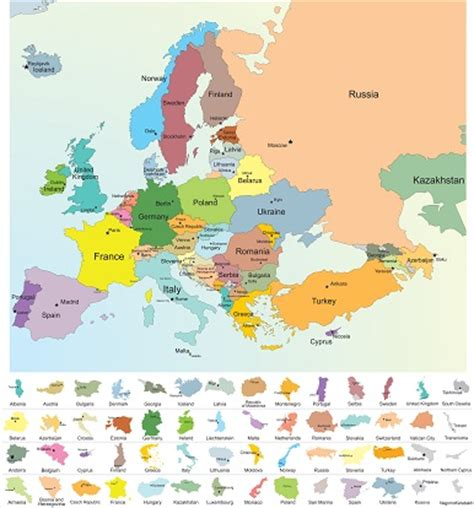 european map with country names world maps wall murals map wallpaper wallpaperink co