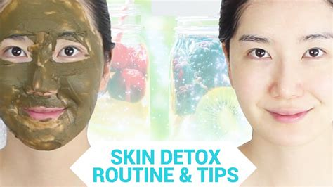 Detox Tips For Skin by Skin Detox Routine Tips For After Summer Wishtrend