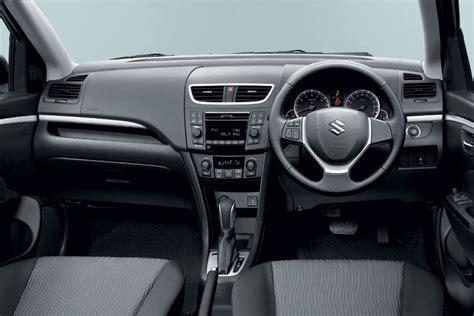 how cars run 2005 suzuki swift interior lighting all new swift indonesia interior elegan dengan kabin lebih lega