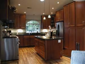 Dark Oak Kitchen Cabinets Red Oak Kitchen Cabinets 1 499 Classified Ad Design