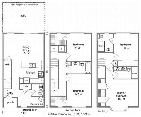 csueb housing bayview village floorplan layouts
