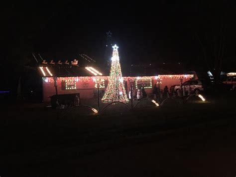 milford ohio christmas light display cincinnati
