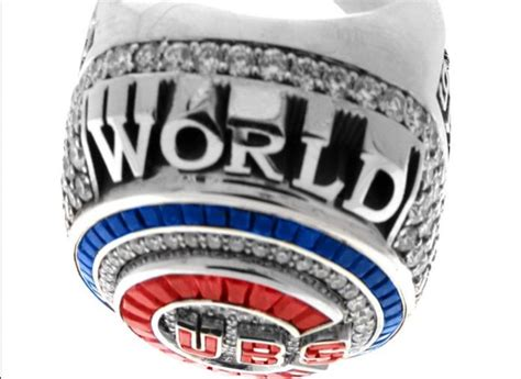 cubs rings cubs world series ring bing images