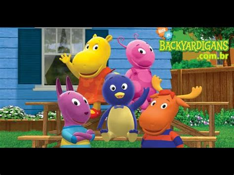 the backyardigans ending