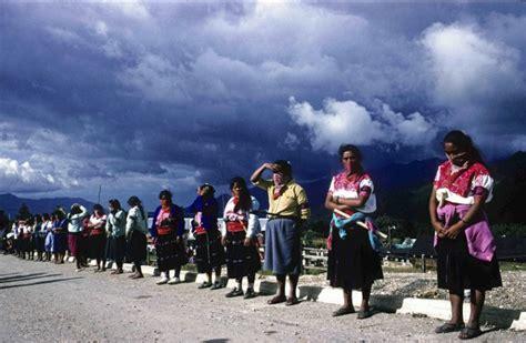 imagenes mujeres zapatistas chiapas revista bicentenario