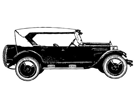 vintage cars clipart free vintage clip art images vintage cars and coaches