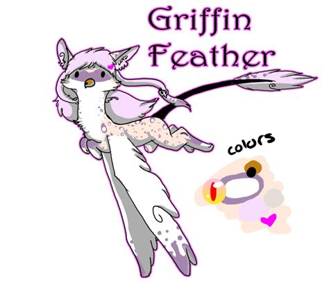 Griffin Feathers griffin feather by defiantmutt on deviantart