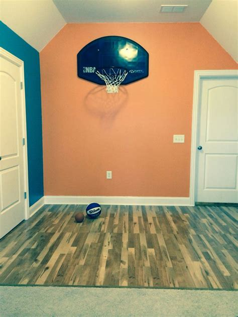 basketball court bedroom my little mans basketball themed bedroom half the room is