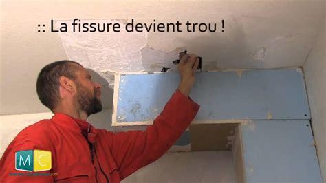 Renover Un Plafond by Comment Renover Un Plafond