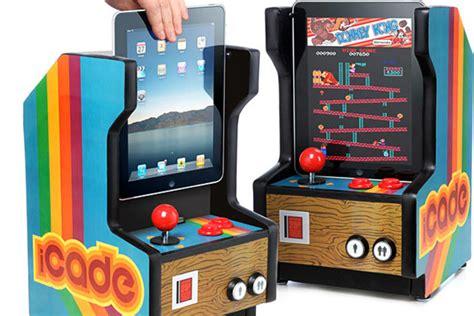 Icade Arcade Cabinet by Icade Uncrate