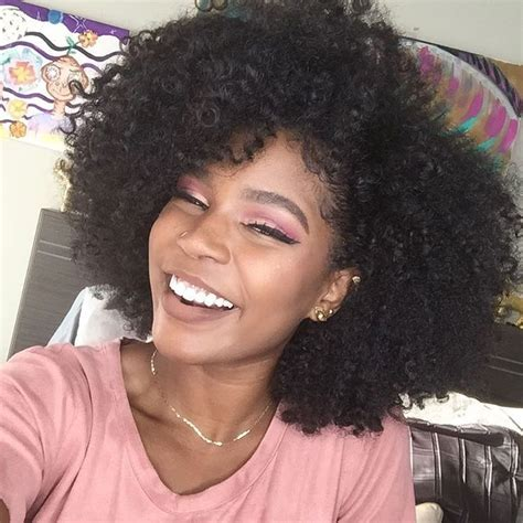 natural black hair poofy and wavy see this instagram photo by ny mcgee afro hair curly