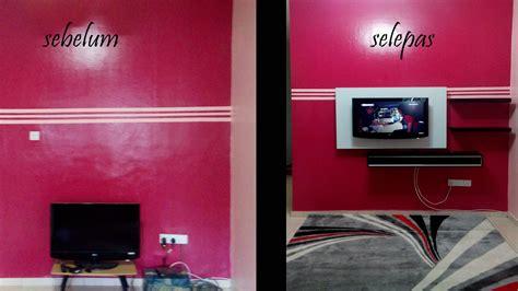 Cabinet Tv Murah Cabinet Tv Pasang Siap Murah Interior Design Renovation