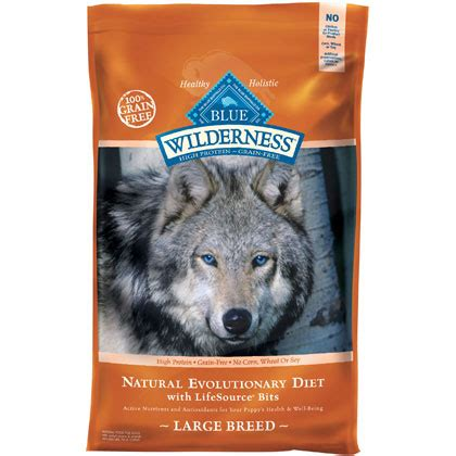 blue buffalo wilderness large breed puppy blue buffalo wilderness large breed food 1800petmeds