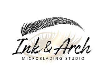 permanent tattoo logo tattoo logo design for your tattoo shop 48hourslogo com