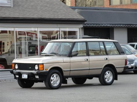 what country is range rover from 1995 range rover county lwb copley motorcars
