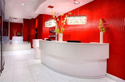 Banquet Interior Design In Hotel by Reception Interior Design Mave Hotel Manhattan New York