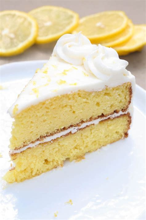 best lemon cake 25 best ideas about lemon cake on
