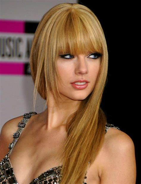 hairstyles for long hair straight bangs trending long straight hairstyles with bangs