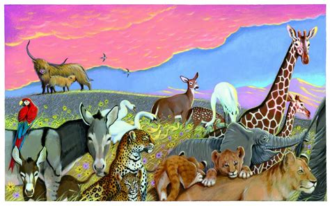 Where All The Animals by Gave Names To All The Animals By Bob Neely S News