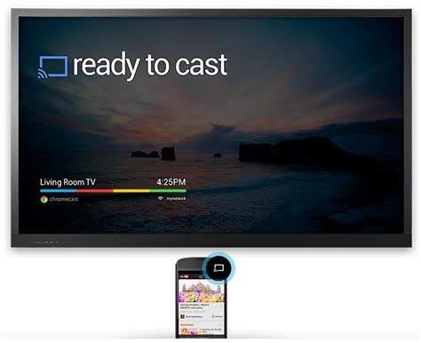 chromecast extension for android chromecast reproduce archivos directamente desde tu android en la tv el androide libre