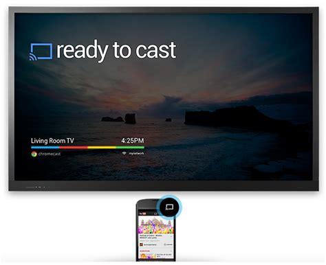 chromecast extension android chromecast reproduce archivos directamente desde tu android en la tv el androide libre