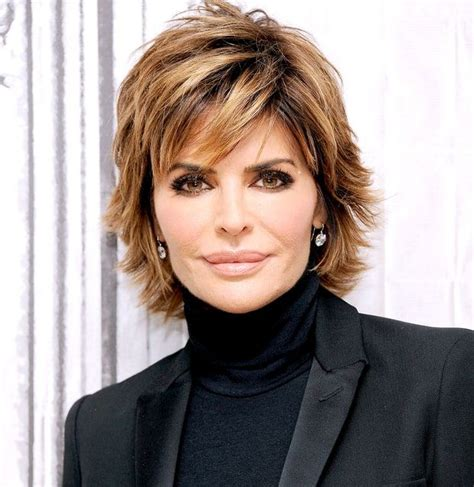 lisa rinna tutorial for her hair lisa rinna changes her hairstyle for first time in 20