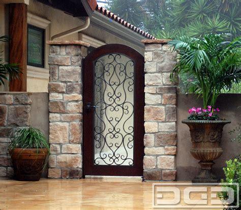 Custom Door And Gate by Mediterranean Style Pool Gate Custom Made Gates That