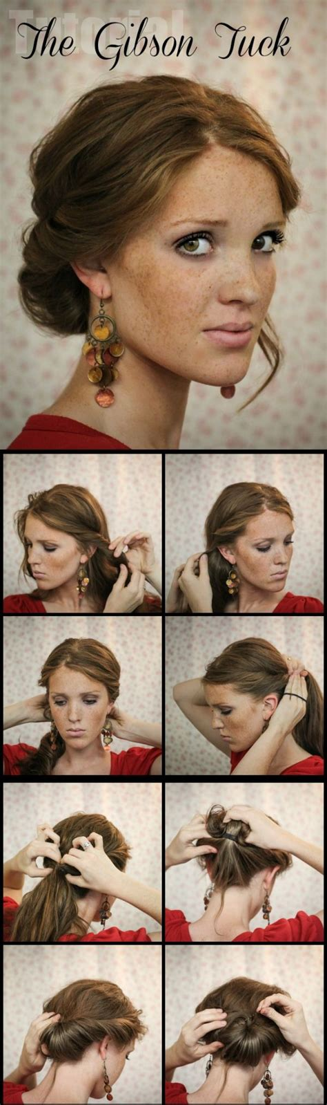 simple hairstyles for office party easy hairstyle tutorials glam radar