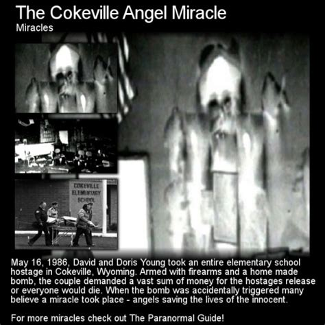 The Cokeville Miracle The Paranormal Guide The Cokeville Miracle Miracles Just
