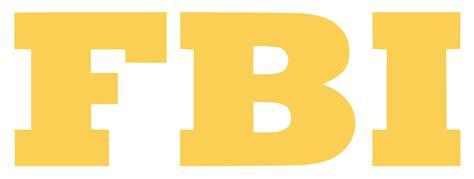 logo png fbi logos