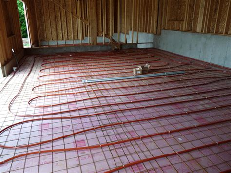 Pole Barn Concrete Floor Cost by The Slab On Grade Installation Diy Radiant Floor