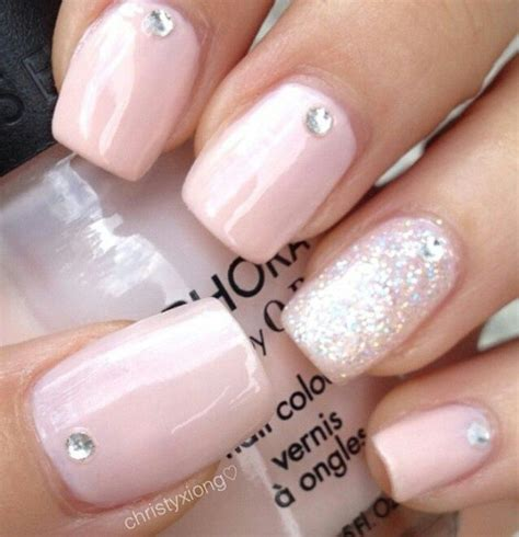 Light Color Nail Designs