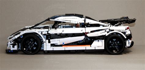koenigsegg lego moc koenigsegg one 1 lego technic mindstorms model