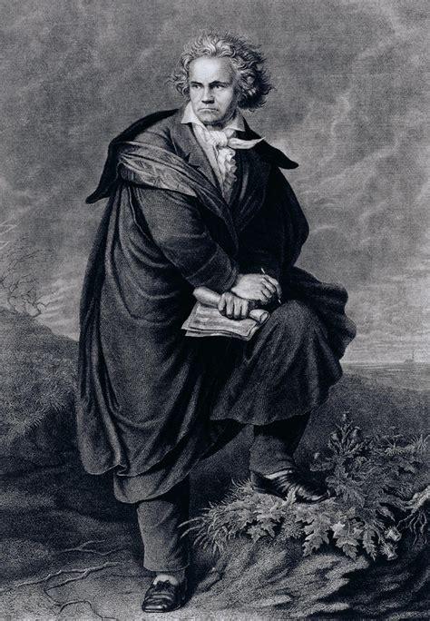ludwig van beethoven biography german ludwig van beethoven german composer drawing by p schworer