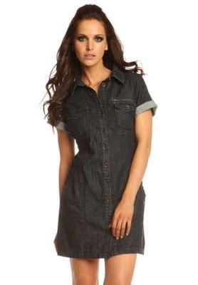 Dress Ebuty Denim stylish denim dress care