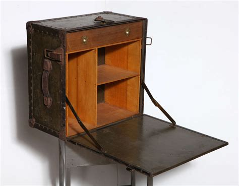 Army Desk wwi army field desk at 1stdibs
