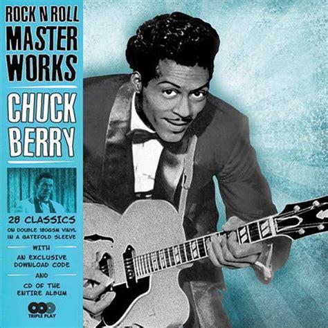Chuck Berry Criminal Record Chuck Berry Rock N Roll Masterworks Vinyl Record